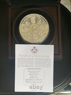 1 Kilo Silver Proof Coin