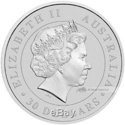 1 kg kilo 2014 Australian Koala Silver Coin