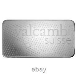 1 kg kilo Valcambi Silver Bar