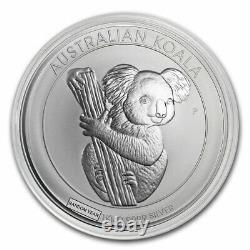 1 kilo Australian Silver Koala BU (Random Year) SKU#224517