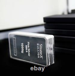 1KG Silver Coin Bullion Bar 999.9 Fine Silver Bar 1 Kilo Gift Box & Certificate1