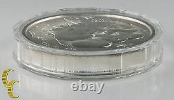 2006 China Kilogram Panda Coin (BU Proof) 999 Silver Kilo Kg Box & CoA KM#1662