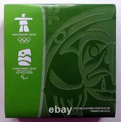 2009 Canada 1 Kilo Silver Coin Surviving The Flood (Olympics)