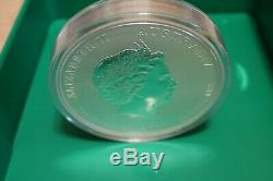 2010 Australia Year of the Tiger Kilo Coin 32.15 oz. 999 Fine Silver Lunar Perth