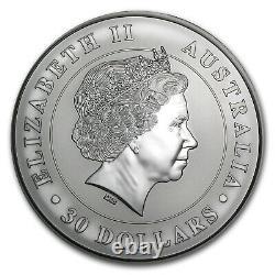 2011 Australia 1 kilo Silver Koala BU SKU #59033