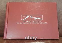 2011 NIUE THE SISTINE CHAPEL Celing Fresco 445/450 1 Kilo / Colorized