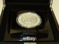 2012 London Olympic Games £500 Pound Silver Proof Kilo Coin in Box