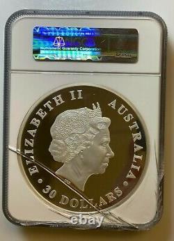 2012-P 1 Kilo Australia Australian Silver Koala Coin $30 NGC PF 69 Ultra Cameo