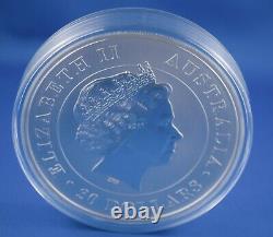 2013 1 Kilo. 999 Pure Silver AUSTRALIAN KOALA Perth Mint