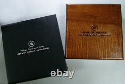 2013 $250 1 Kilo 99.99% Pure Silver Canada's Arctic Landscape Canadian Coin