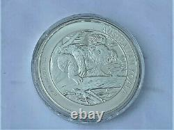 2013 Australia 1 kilo Silver Koala BU SKU #71398 FREE 4 DAY SHIPPING