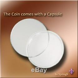 2014 1 Kilo Silver Australian Kookaburra BU In Capsule Coins Spring9 Mint Rare