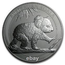 2016 Australia 1 kilo Silver Koala BU SKU #92665
