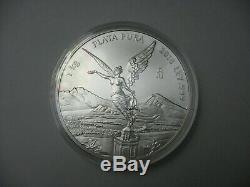 2018 Libertad 1Kilo. 999 Fine Silver Coin