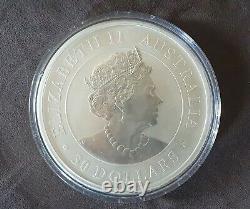 2019 Australia 1 kilo Silver Koala BU Perth Mint