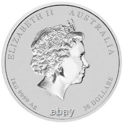 2019 Australian Lunar Series II Year of the PIG 1 Kilo Silver 0.999 BEAUTIFUL