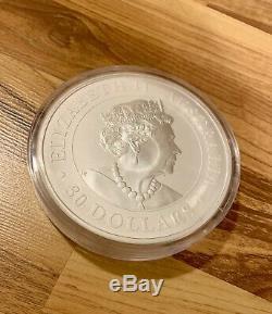 2020 1 Kilo Australian Koala. 9999 Silver Coin In Capsule