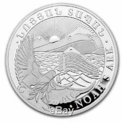 2020 Armenia 1 kilo Silver 10000 Drams Noahs Ark SKU#205696