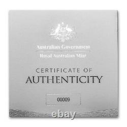2020 Australia 1 Kilo Silver Lunar Year of the Rat Proof (NEW) Only 100 Minted