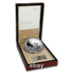2020 Great Britain 1 kilo Silver Year of the Rat Prf (Box & COA) SKU#198317