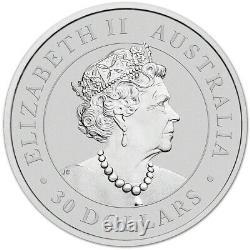 2021 P Australia Silver Koala Kilo 32.15 oz $30 BU