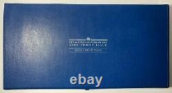 45.16 oz 1996 Australia Kookaburra 1 Kilo 10oz 2oz 1oz. 999 Silver Collection