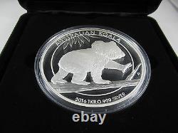 Australian Koala 2016 1 Kilo Silver Proof Coin. Limited Mintage of 500, BE QUICK