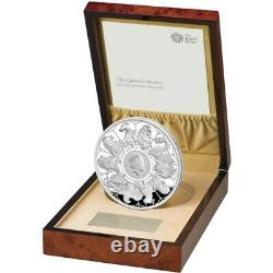 Great Britain UK 2021 £500 Queens Beasts COMPLETER 1 KILO Silver Coin Royal Mint
