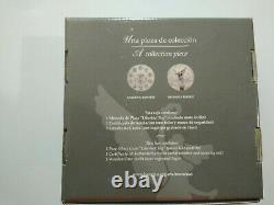 Libertad 2014 1 Kilo Silver Coin in Collectors Box