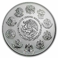 Libertad Mexico 2018 1 Kilo Pure Silver Proof Like Coin