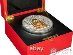 MOTHER CATHEDRAL OF HOLY ETCHMIADZIN 1 Kilo Silver Coin 30100 Dram Armenia 2020