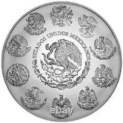 Mexiko 32 Onza 2020 Libertad Siegesgöttin 1 Kilo Silber Prooflike
