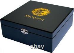 Niue 2020 The Witcher Sword of Destiny $50 silver coin 1 kilo