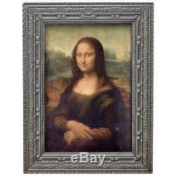 Niue 50 Dollar 2019 Mona Lisa 500. Todestag Leonardo Da Vinci 1 Kilo Silber AF