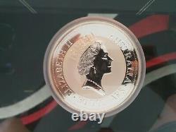 PERTH MINT 1992 1 KILO COIN ULTRA RARE. MINT CONDITION. Kookaburra 32.15OZ