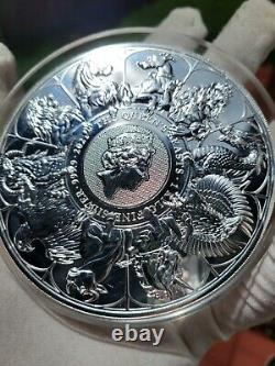 Queen's Beast Silver Kilo. 999 In Hand! 32.15 Troy Oz Limited Mintage Queen