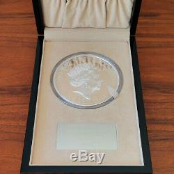 Royal Mint 1 Kilo Silver Proof £500 Pounds Year Of The Monkey 2016 Uk Coin