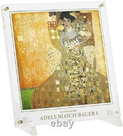 Solomon Islands 2020 100$ Masterpiece ADELE Gustav Klimt 1 Kg Kilo Silver Coin