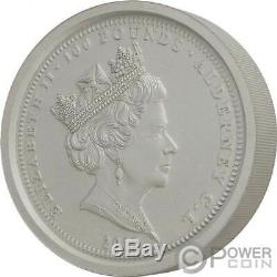 UNA AND THE LION 1 Kg Kilo Silver Coin 100£ Pounds Alderney 2019