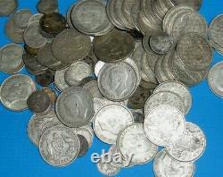 1 Kilo De Pièces D'argent Australiennes Tout Argent Sterling