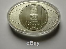 2007 France Rugby Collection 50 Euros Argent Kilo Coin