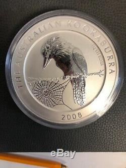 2008 Kookaburra Kilo Argent 1 KG