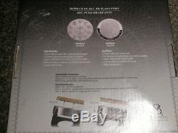 2011 1 Kilo (32,15 Oz) D'argent Aztèque Calendrier Coin (withbox & Coa)