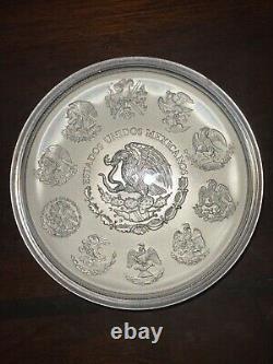 2011 Libertad 1kilo. 999 Fine Silver Coin