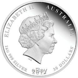 2012 Sa Majesté La Reine Elizabeth II Du Jubilé De Diamant 1 Kilo Silver Proof Coin