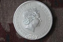 2013 Australie 1 Kilo Argent Koala Mint Condition 32,15 Troy Ounce 99,99% Fin