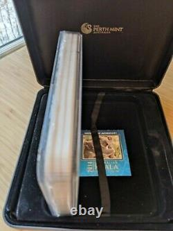 2014 Koala Proof 1 Kilo $30 Silver Coin Kilogram Ngc Pf70 One Of 1st 150 Struck