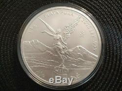 2015 Kilo Libertad B. U. 999 Pure Silver