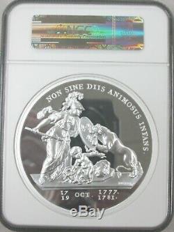 2015 Libertas Americana Monnaie De Paris Rallumage Ngc Pf70 Ultra Cameo Kilo Q3g1