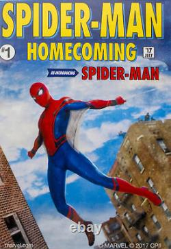 2017 $100 Spider-man Homecoming 1 Kilo. 999 Silver Proof Coin Pcgs Pr69dcam Fd